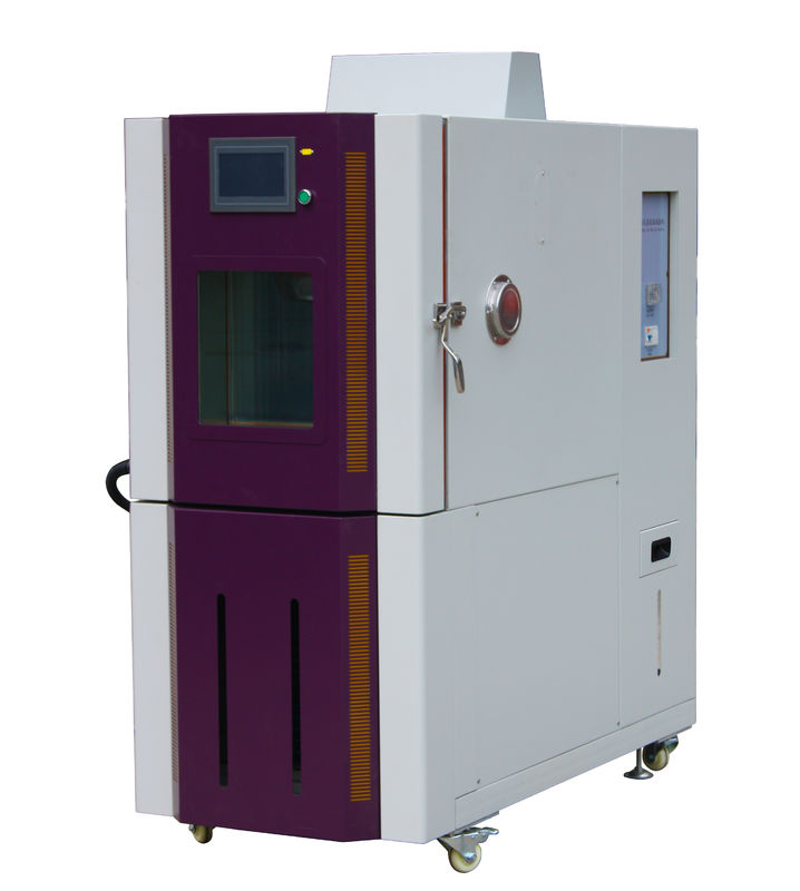Programmable Environmental Simulation Test Equipment Temperature Humidity Test Chamber