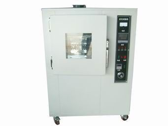 Plastic Industry Rubber Testing Equipment For High Temperature Aging Test