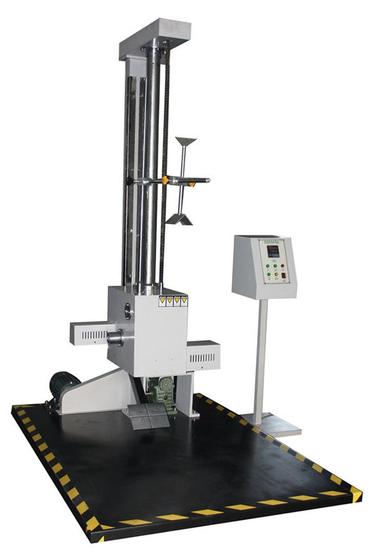Packaging Box / Carton Box Single Simulation Free Drop Testing Machine