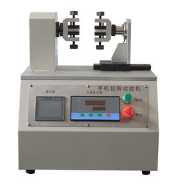 China Plc-Kontrollsystem-Handy-Drehungs-Test-Maschine mit Noten-Bildschirmanzeige distributeur